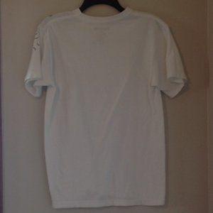 Hurley Shirts - *2for$5 Men's Hurley White T-Shirt Sz. M